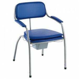 Sedia per WC Omega Classica H450