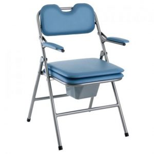 Sedia per WC pieghevole OMEGA H407