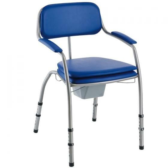 Sedia Per Wc Regolabile Omega H450la
