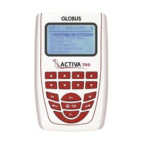 Offerte pazze Comparatore prezzi  Elettrostimolatore Activa 700 Globus  il miglior prezzo