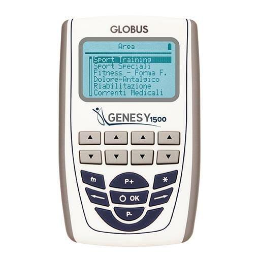 Offerte pazze Comparatore prezzi  Elettrostimolatore Genesy 1500 Globus  il miglior prezzo