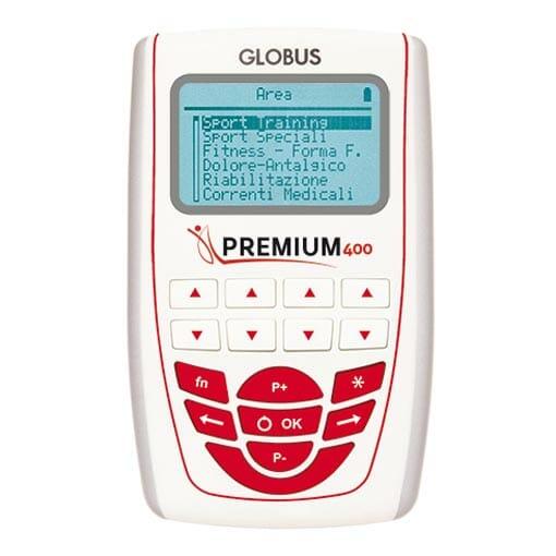 Offerte pazze Comparatore prezzi  Elettrostimolatore Premium 400 Globus  il miglior prezzo