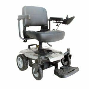 Carrozzina Elettrica Rio Chair II Wimed