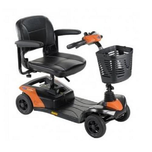 Scooter Elettrico COLIBRI_arancione