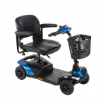 Scooter Elettrico COLIBRI_blu