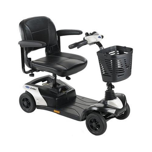 Scooter Elettrico COLIBRI_grigio