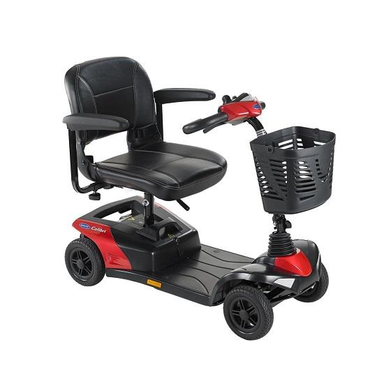Scooter Elettrico COLIBRI_rosso