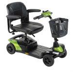 Scooter Elettrico COLIBRI_verde