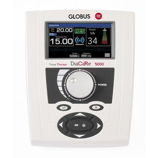 Tecar Terapia Diacare 5000 Re Globus