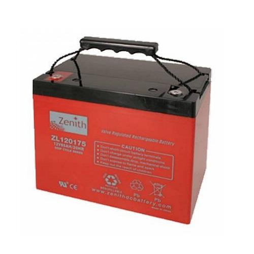 03009002 Batteria Zenith 12 V 85 Ah_Z