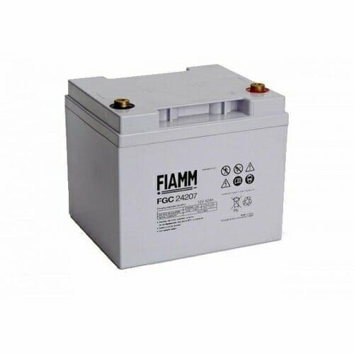 03009004 Batteria Fiamm 12 V 42 Ah