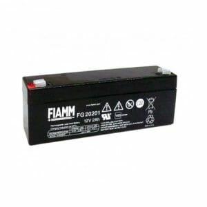 03009014 Batteria Fiamm 12 V 2 Ah