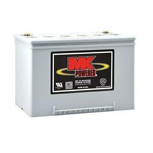 03017004 Batteria MK 12 V 60 Ah