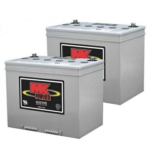03017008 Batteria MK 12 V 55 Ah