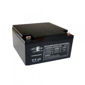 03024007 Batteria 12 V 26 A