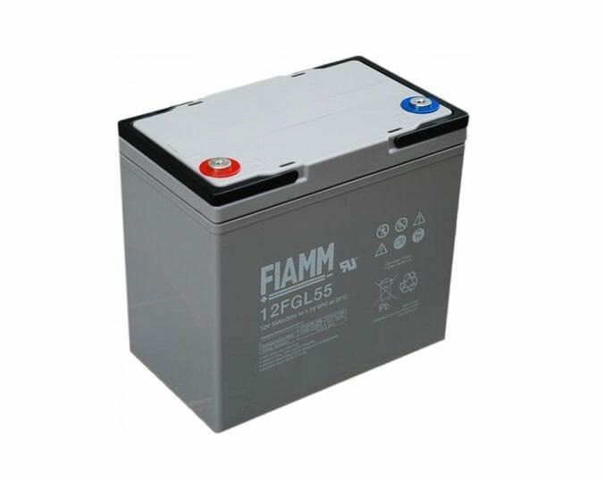 03024010 Batteria 12 V 55 Ah