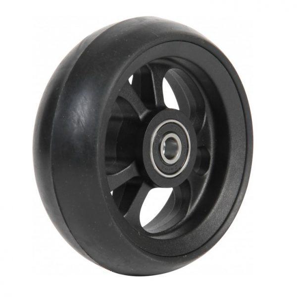 06033207-Ruota-5-in-fibra-cerchio-nero-gomma-nera