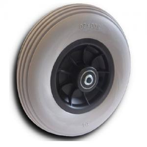 06033127 Ruota 8' poliuretano standard