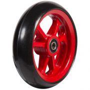 06033224-Ruota-5-gomma-nera-cerchio-rosso-125×34