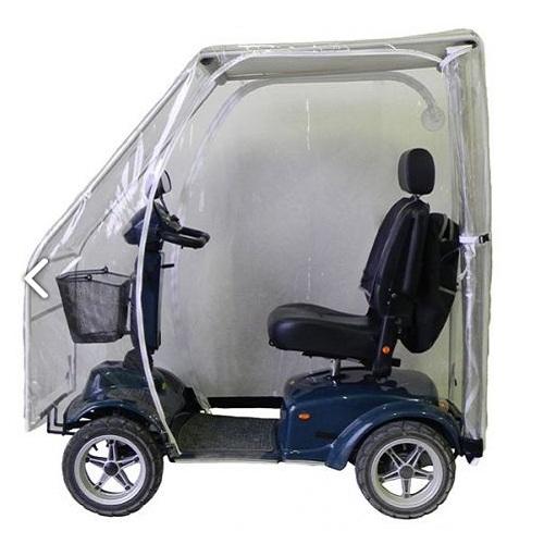 Cappottine per scooter elettrici per anziani e disabili_C