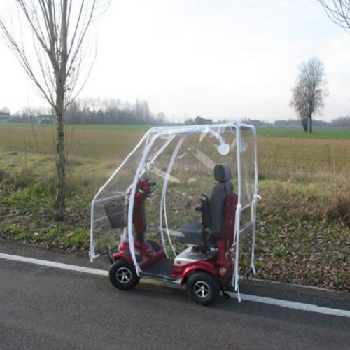 Cappottine per scooter elettrici per anziani e disabili_S
