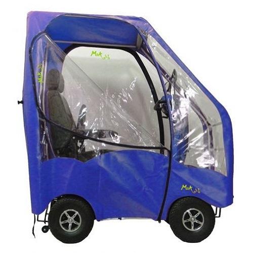 Cappottine per scooter elettrici per anziani e disabili_X