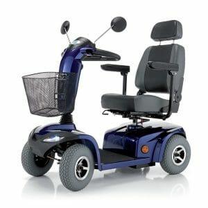 Scooter Elettrico KSP GENIUS 1050