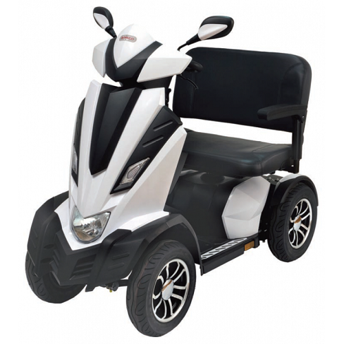 Scooter Elettrico Panther Wimed Seduta Doppia