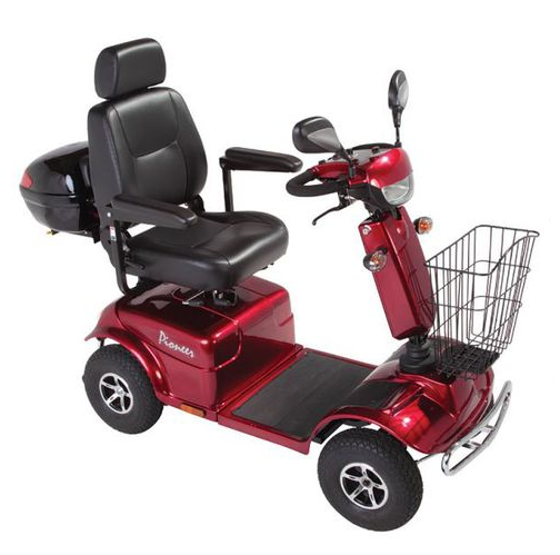 Scooter elettrico Pioneer Rascal_1
