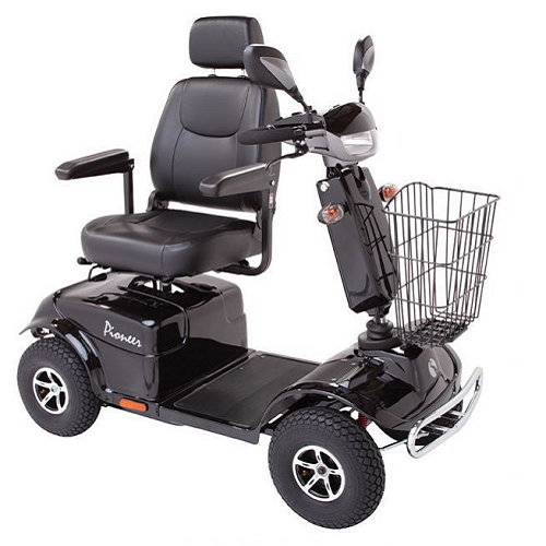 Scooter elettrico Pioneer Rascal_2