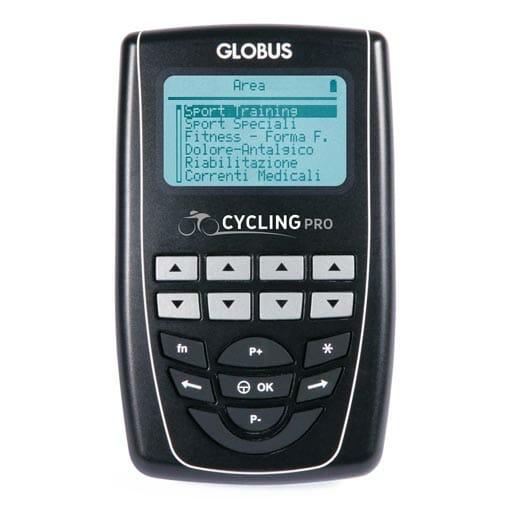 Elettrostimolatore Cycling Pro Globus