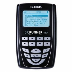 Elettrostimolatore RUNNER PRO GLOBUS
