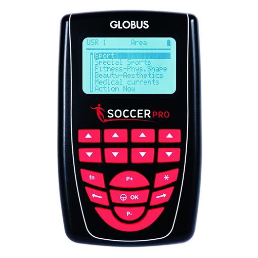 Elettrostimolatore Soccer Pro Globus