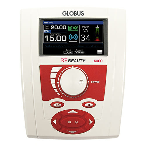 Radiofrequenza RF Beauty 6000 RE MED GLOBUS_A