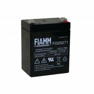 03009012 Batteria Fiamm 12 v 2,7 Ah