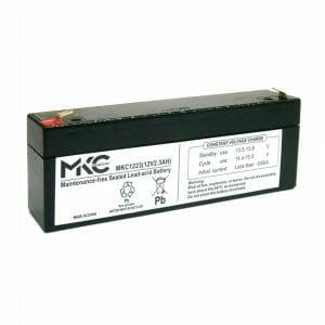 03017009 Batteria MK 12 V 2,3 Ah