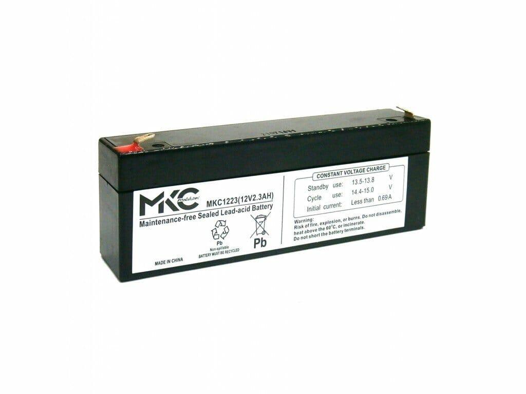Batteria 03017009 Batteria Mk 12 V 23 Ah