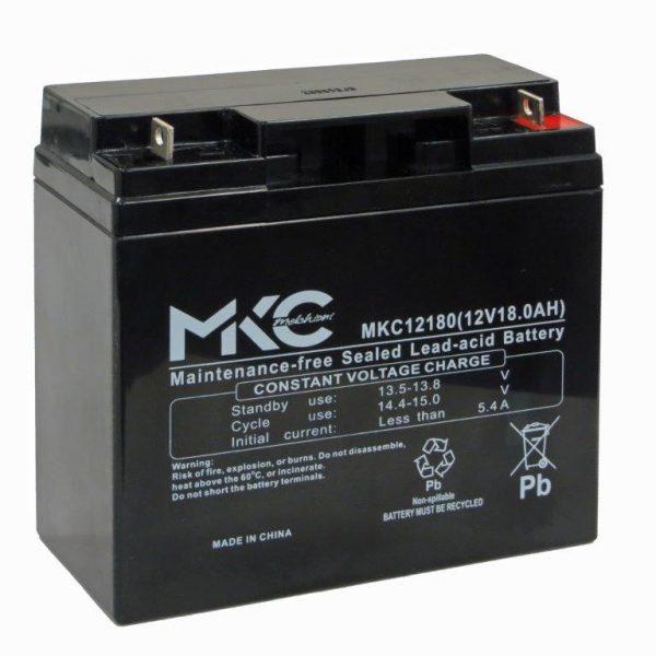 03024006 Batteria 12 V 18 Ah 1
