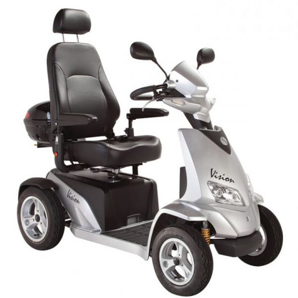 Scooter Elettrico VISION RASCAL 2