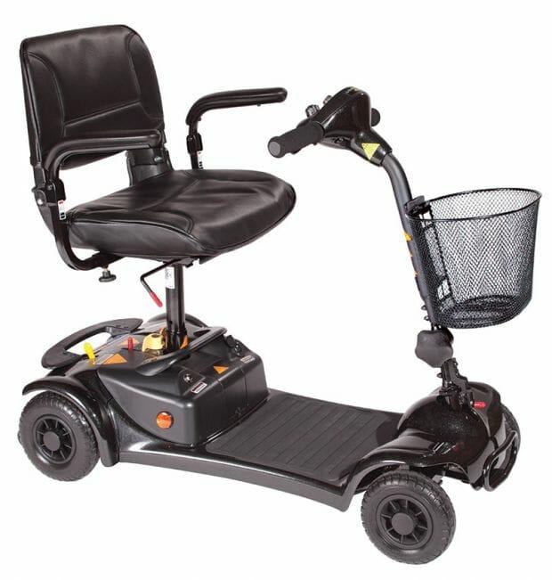 Scooter Elettrico ULTRALITE 480 2