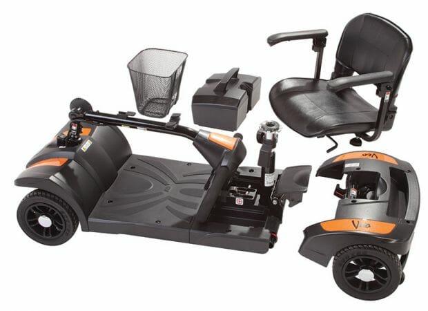 Scooter Elettrico VEO RASCAL 2