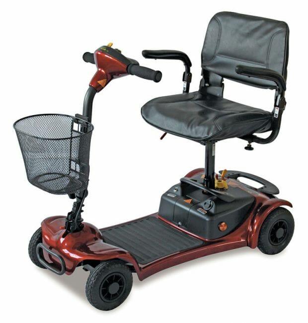 Scooter Elettrico ULTRALITE 480 3