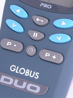 Elettrostimolatore Duo Pro GLOBUS 4