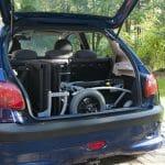 Carrozzina Elettrica NAVIX FWD – RWD 8