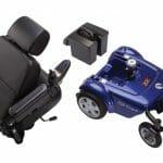 Carrozzina Elettrica Rascal P320 Compact 4