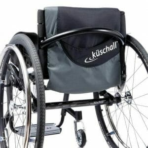 Carrozzina Superleggera Kuschall K Series