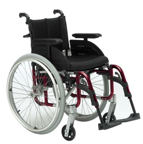 Carrozzina Superleggera SpinX Invacare 1