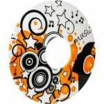 Copriraggio Musica 1