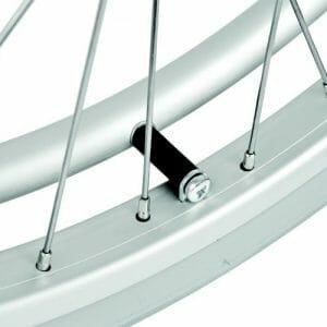 Corrimano per ruote carrozzina disabili in Alluminio C4