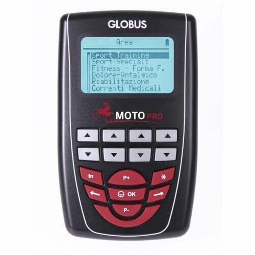 Offerte pazze Comparatore prezzi  Elettrostimolatore Elettrostimolatore Moto Pro Globus  il miglior prezzo